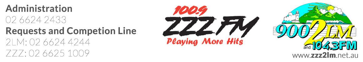 Sponsor - ZZZ FM and 2LM